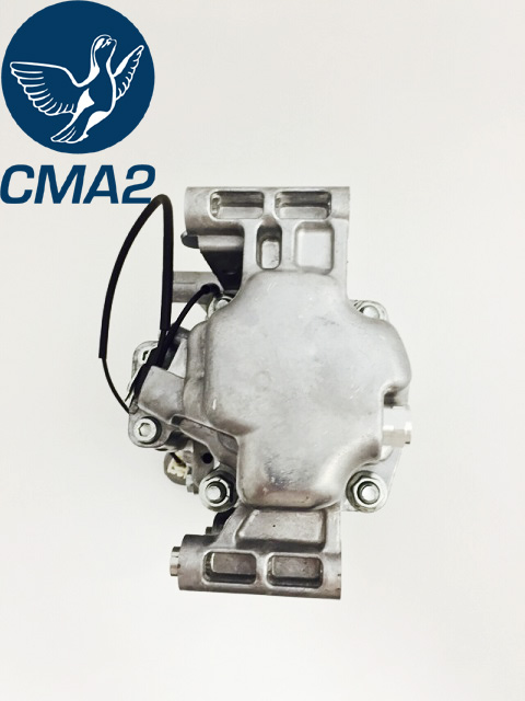 Компрессор кондиционера Мазда 3 (BK) 2.0 MT, Мазда 5 (СR) 2.0 МТ CC29-61-450G, CC29-61-K00A, CC29-61-K00D, CC2961450G, CC2961K00A, CC2961K00D.