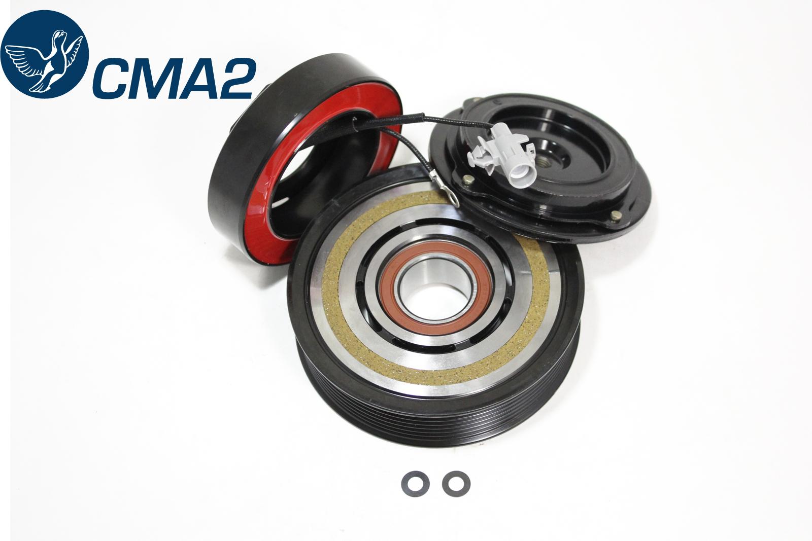 Муфта компрессора кондиционера Тойота Ленд Крузер Прадо 120 3.0 Diesel 1KDFTV, 8841035400, 88410-35400.