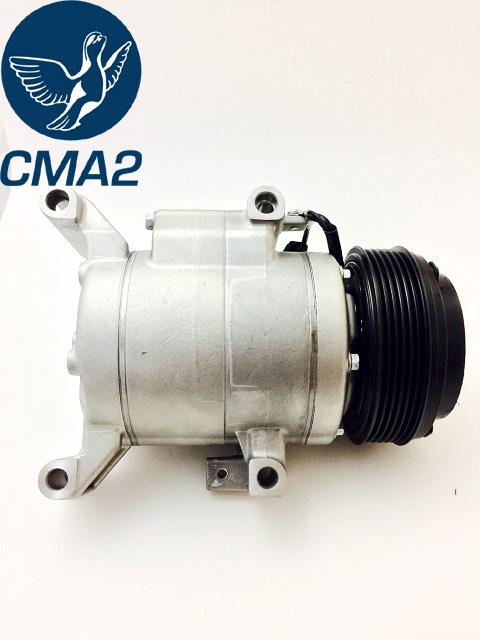 Компрессор кондиционера Мазда СХ-5, KD4561450A, KD4561450, KD45-61-450A, KD45-61-450.