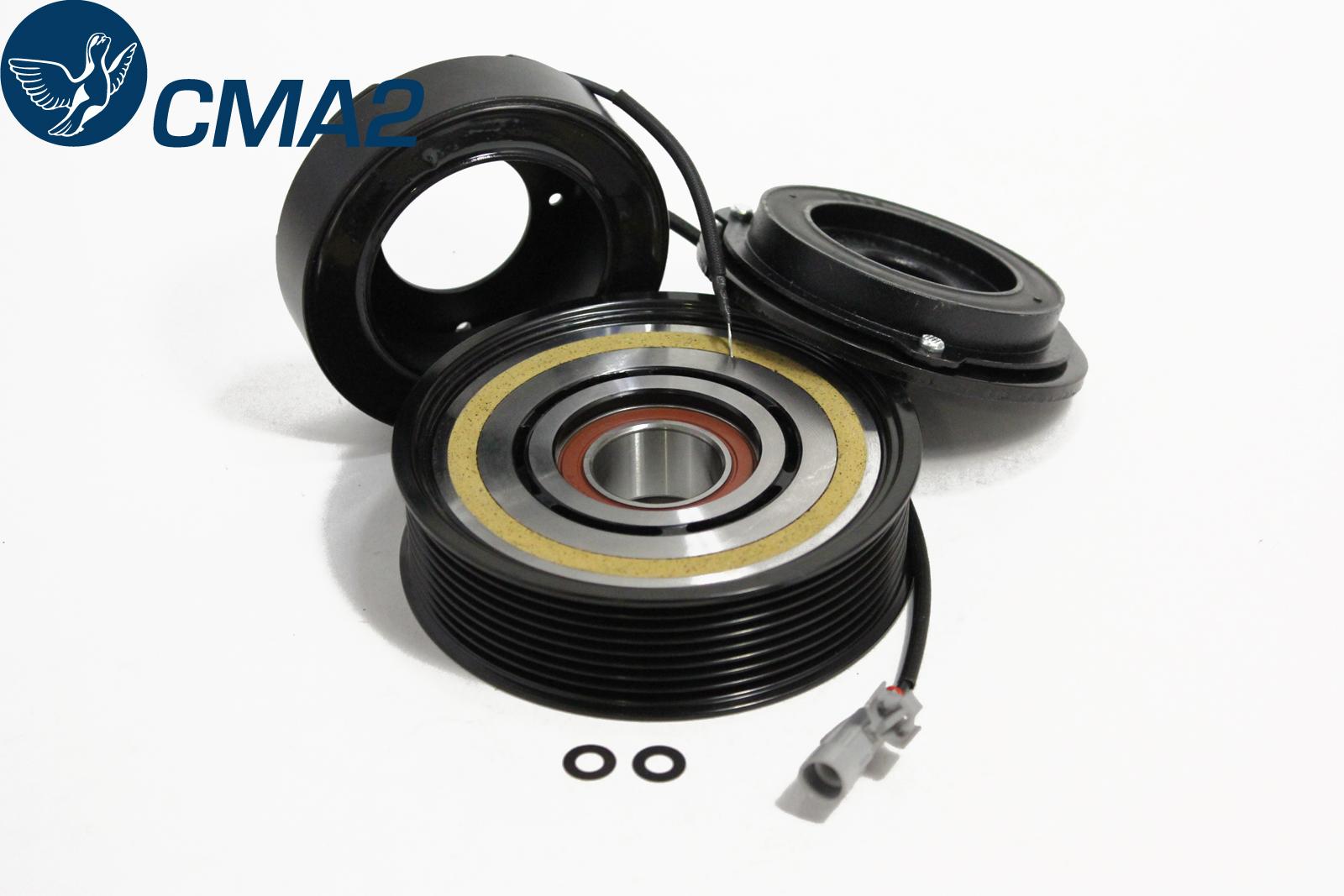 Муфта компрессора кондиционера Тойота Тундра, 88410-0C080, 884100C080.