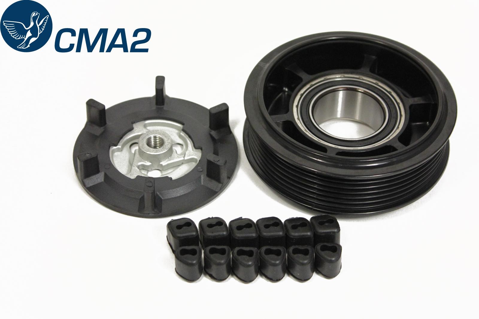 Шкив компрессора кондиционера BMW 64526935613 64526987766