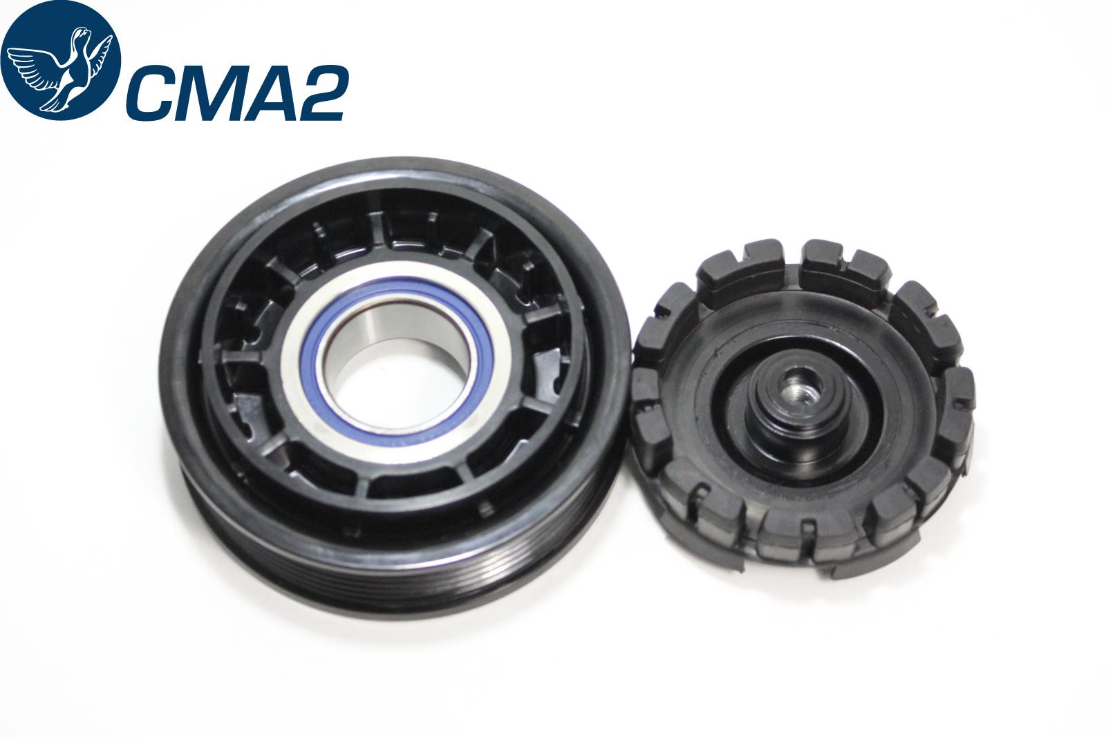Шкив компрессора кондиционера BMW 1-series F20 3-series F30 1.6 64529222308
