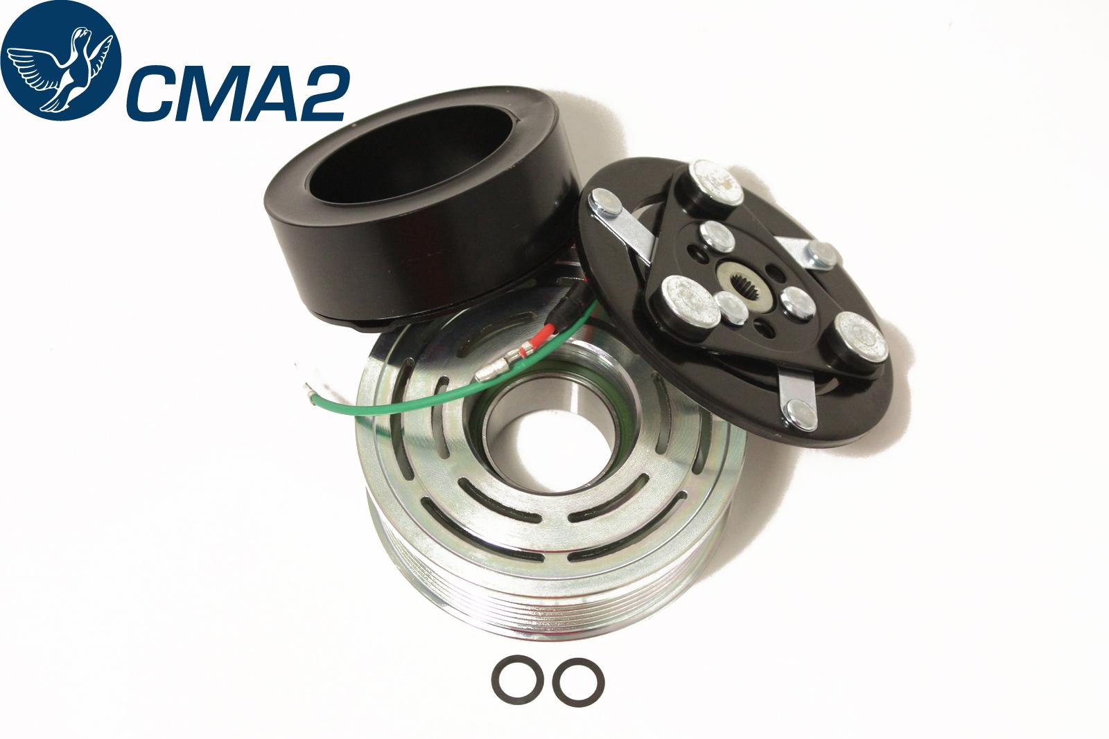 Муфта компрессора кондиционера Хонда ЦРВ-3 2.0, 38900-RZV-G01, 38900-RZV-G02, 38924-RZV-G02.