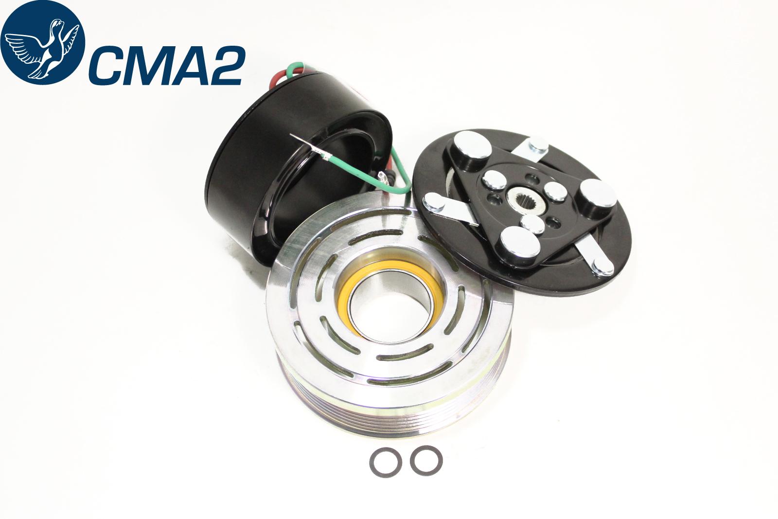 Муфта компрессора кондиционера Хонда ЦРВ-4 2.0 38924-R6F-G01 38900-R6C-H02 38924R6FG01 38900R6CH02