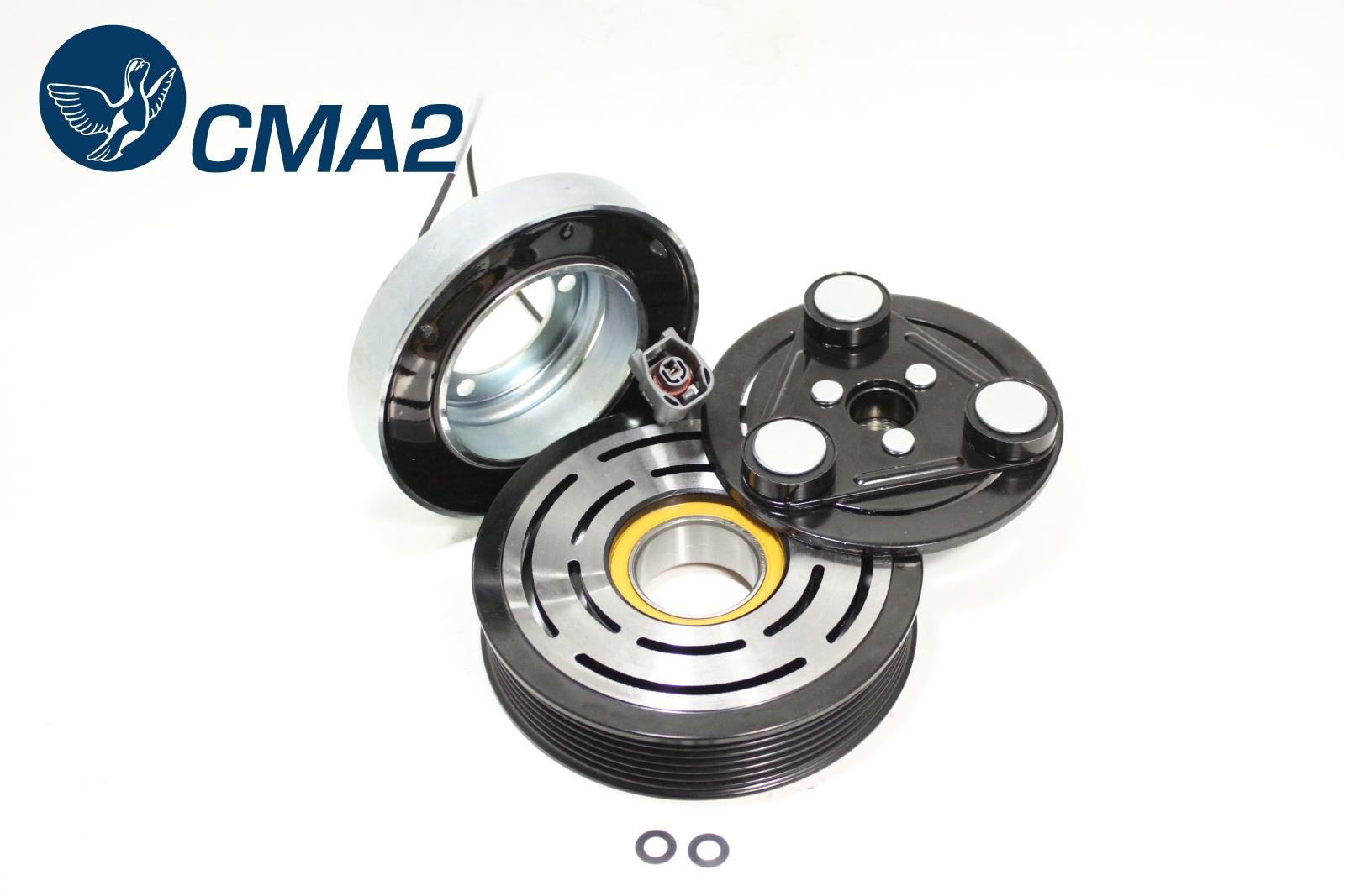 Муфта компрессора кондиционера Мазда 6 GG GJ6A-61-L30 GR1A-61-L30 GJ6A61L30 GR1A61L30
