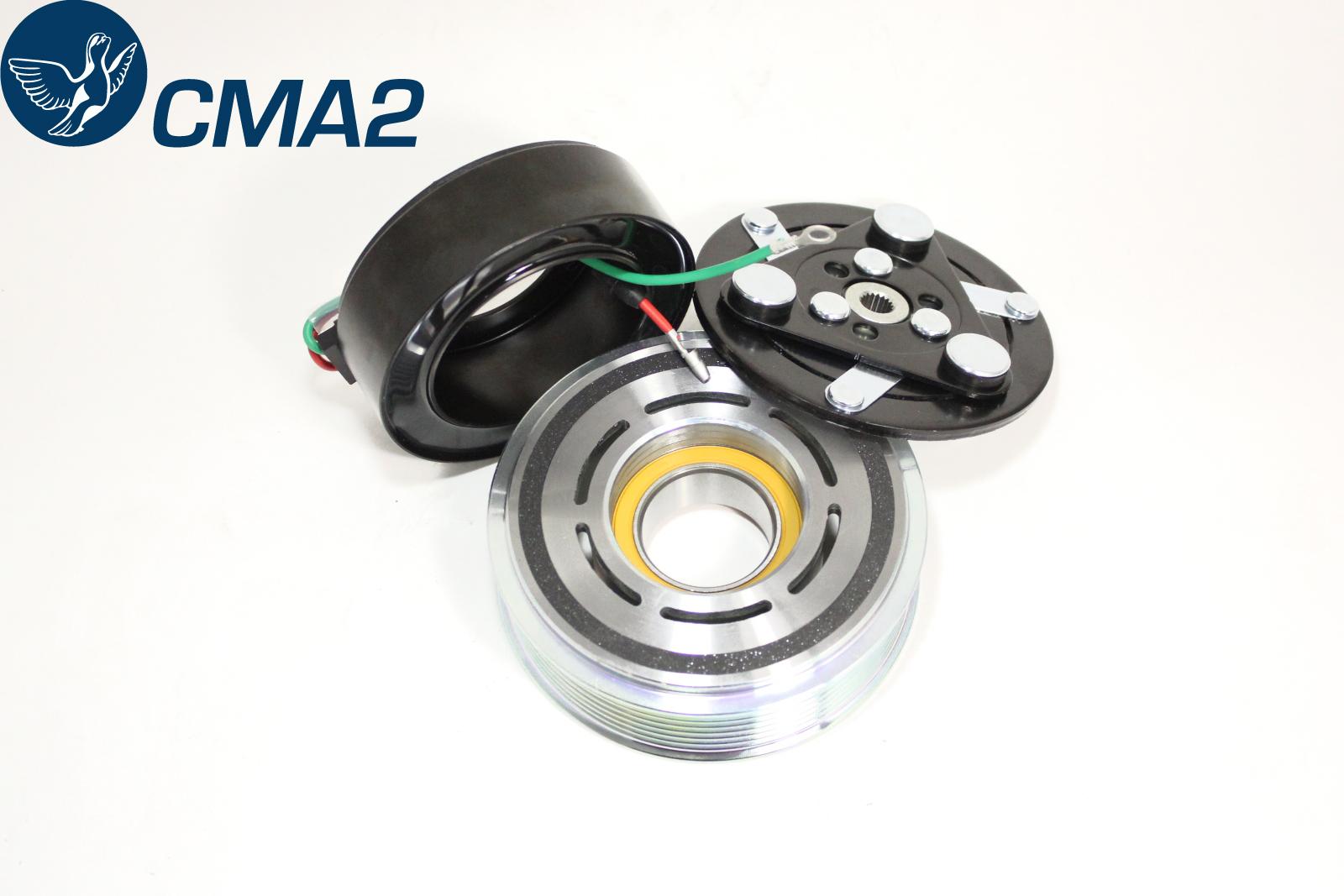 Муфта компрессора кондиционера Хонда Аккорд 8 CU 2.0, 38900-R60-W01 38924-R60-W01 38900R60W01 38924R60W01