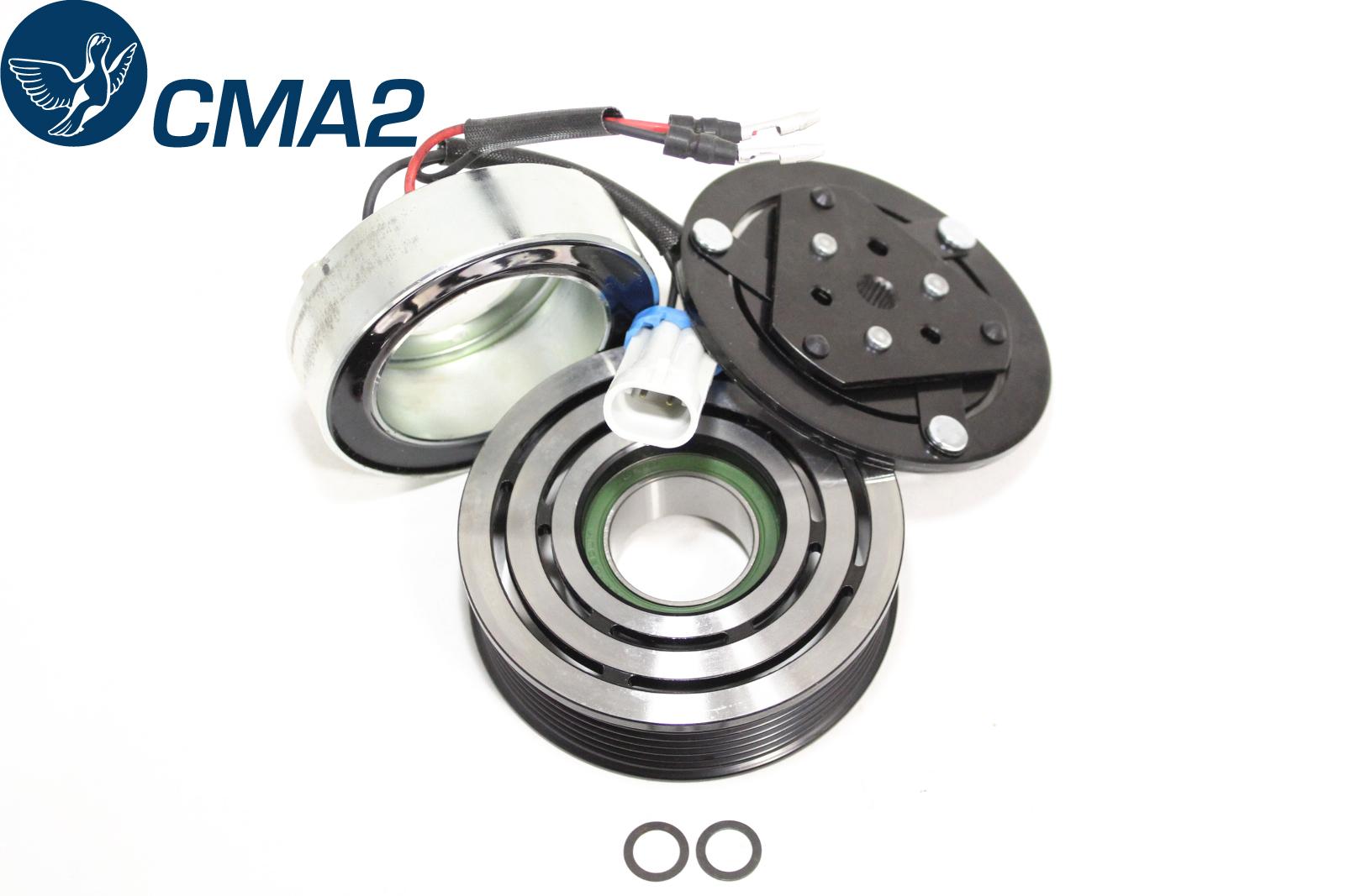 Муфта компрессора кондиционера Опель Мокка 95369546 1618510 94517793.
