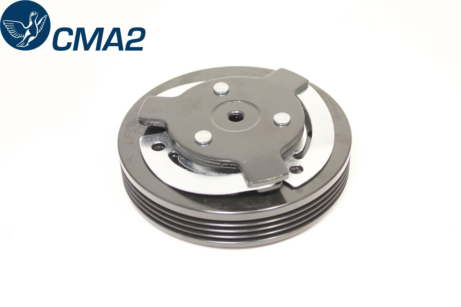 Шкив компрессора кондиционера BMW X5 E70 4.8 64509121760 64529195975