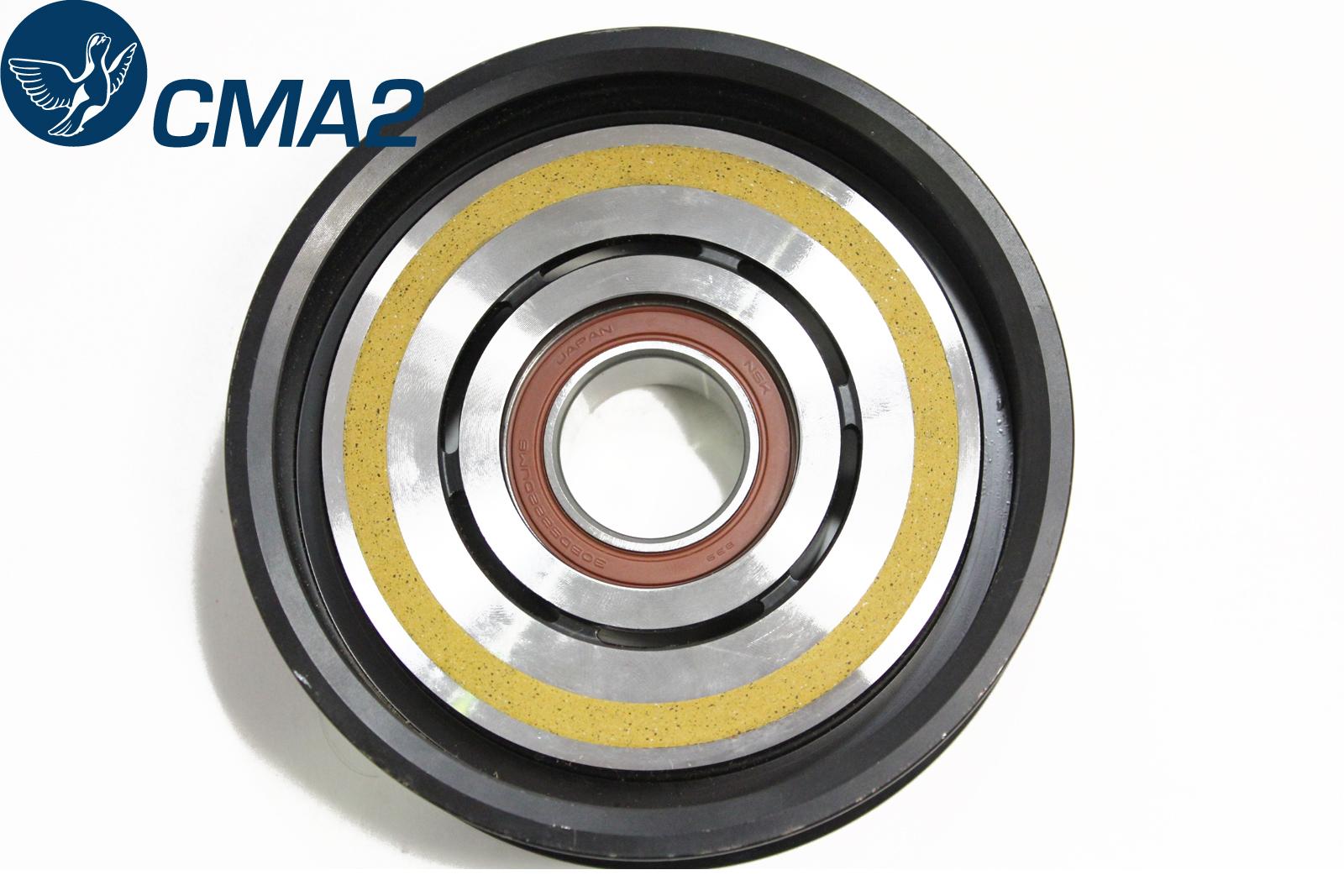 Муфта компрессора кондиционера Тойота Ленд Крузер 200, 88410-6A100, 884106A100.