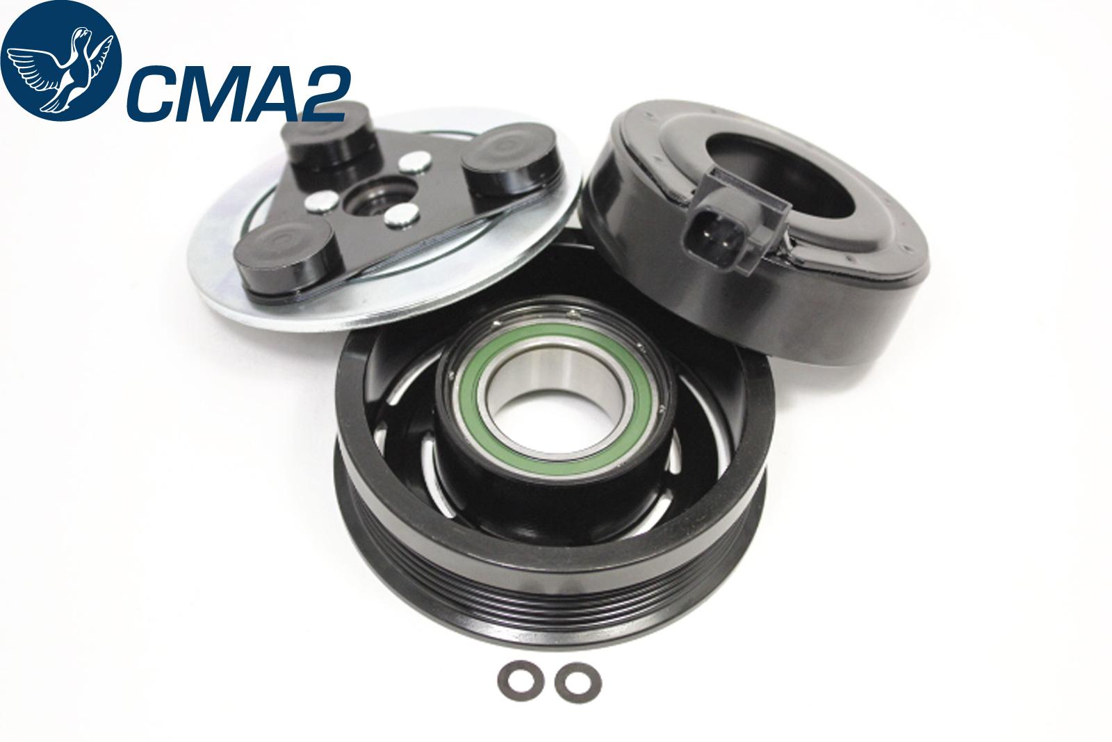 Муфта компрессора кондиционера Форд Фокус 3 1.6, 1706677.