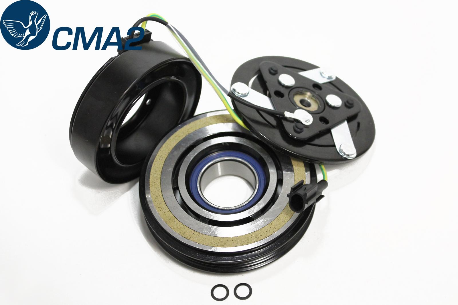 Муфта компрессора кондиционера Вольво XC90 XC70 V70 S60 S80 31332010