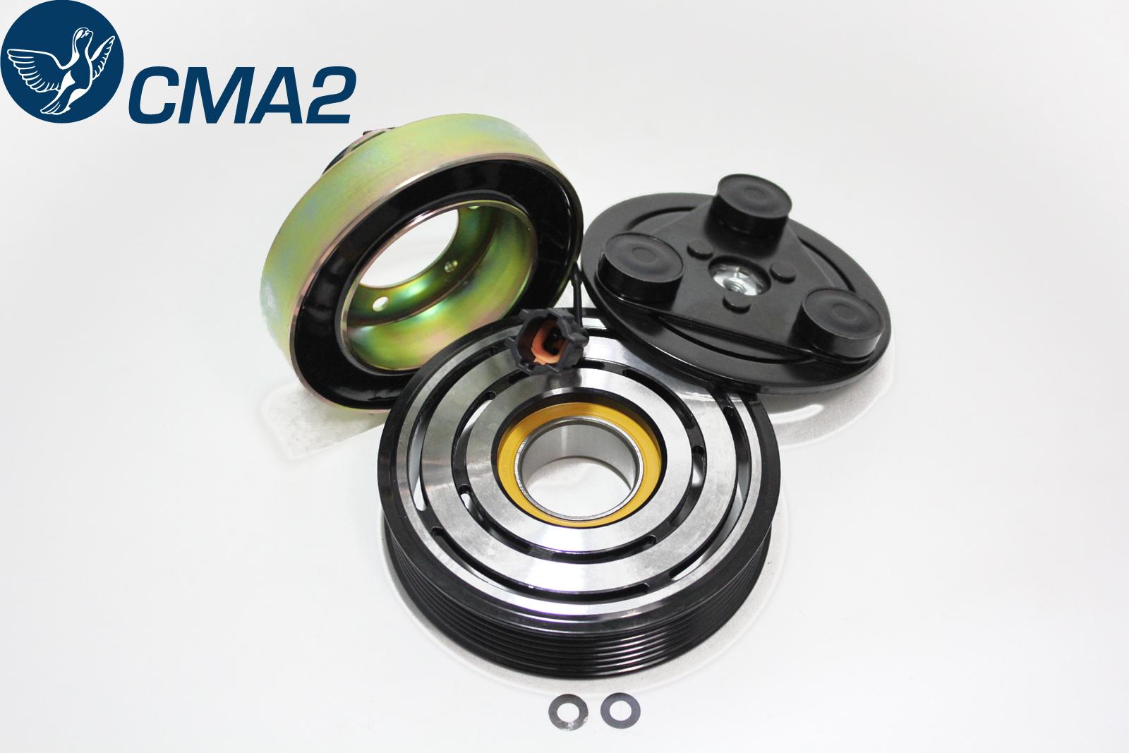 Муфта компрессора кондиционера Ниссан Теана J31, Ниссан Мурано Z50, 92660-CA01C, 92660-CA01A, 92660-CA010, 92660CA01C, 92660CA01A, 92660CA010.