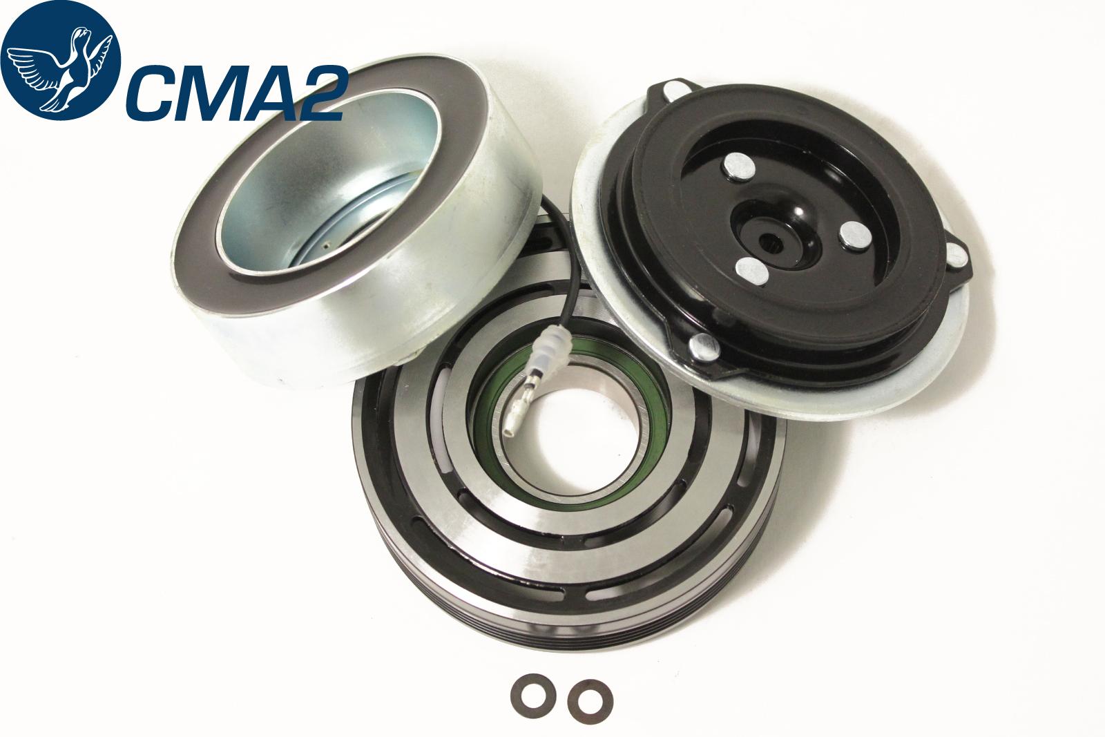 Муфта компрессора кондиционера BMW X5 E70 3.0 Diesel 64509121758 64529195972