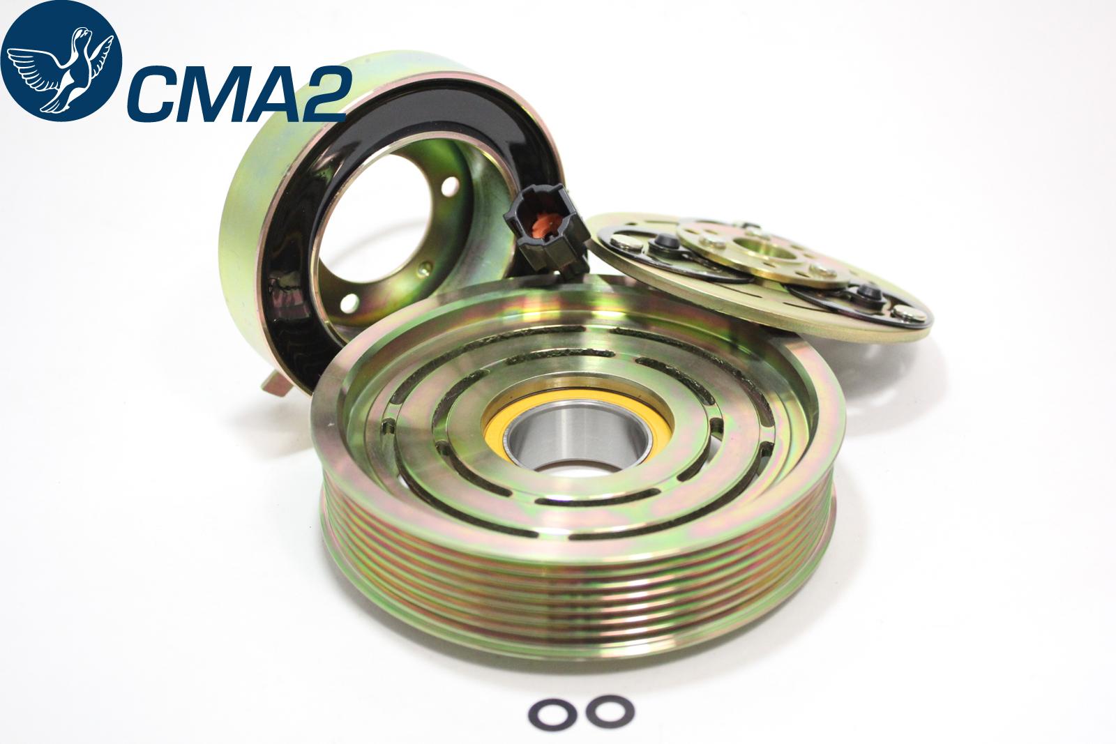 Муфта компрессора кондиционера Ниссан Патрол Y51 3.0 Дизель 92660-VB800 92660VB800