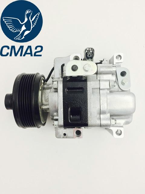 Компрессор кондиционера Мазда СХ-7 (ER) 2.3 Turbo, E221-61-450F E2Y1-61-45Z, EGY1-61-45Z, E22161450F E2Y16145Z, EGY16145Z.