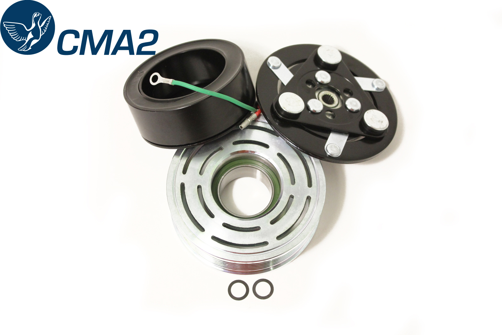 Муфта компрессора кондиционера Хонда Цивик VIII 1.8 38900-RNA-A01, 38924-RNA-A01, 38900-RNC-Z51.