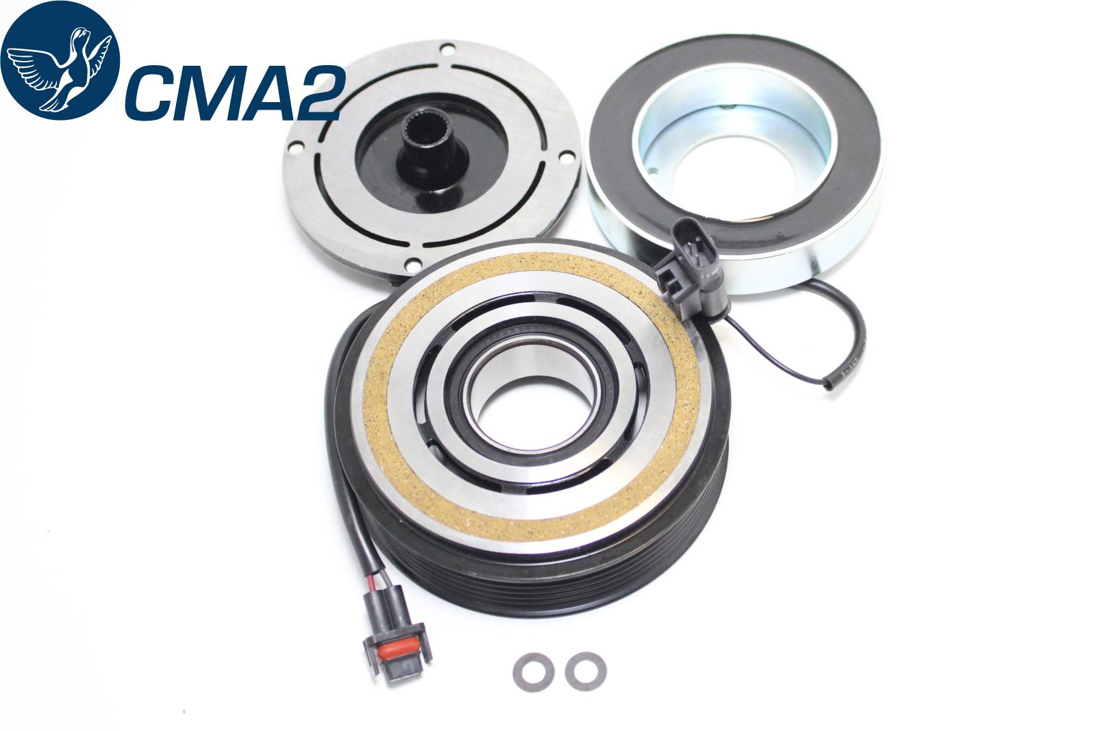 Шкив компрессора кондиционера Мерседес Бенц A0008303002 A0008306700 A0008303002 A0008306700
