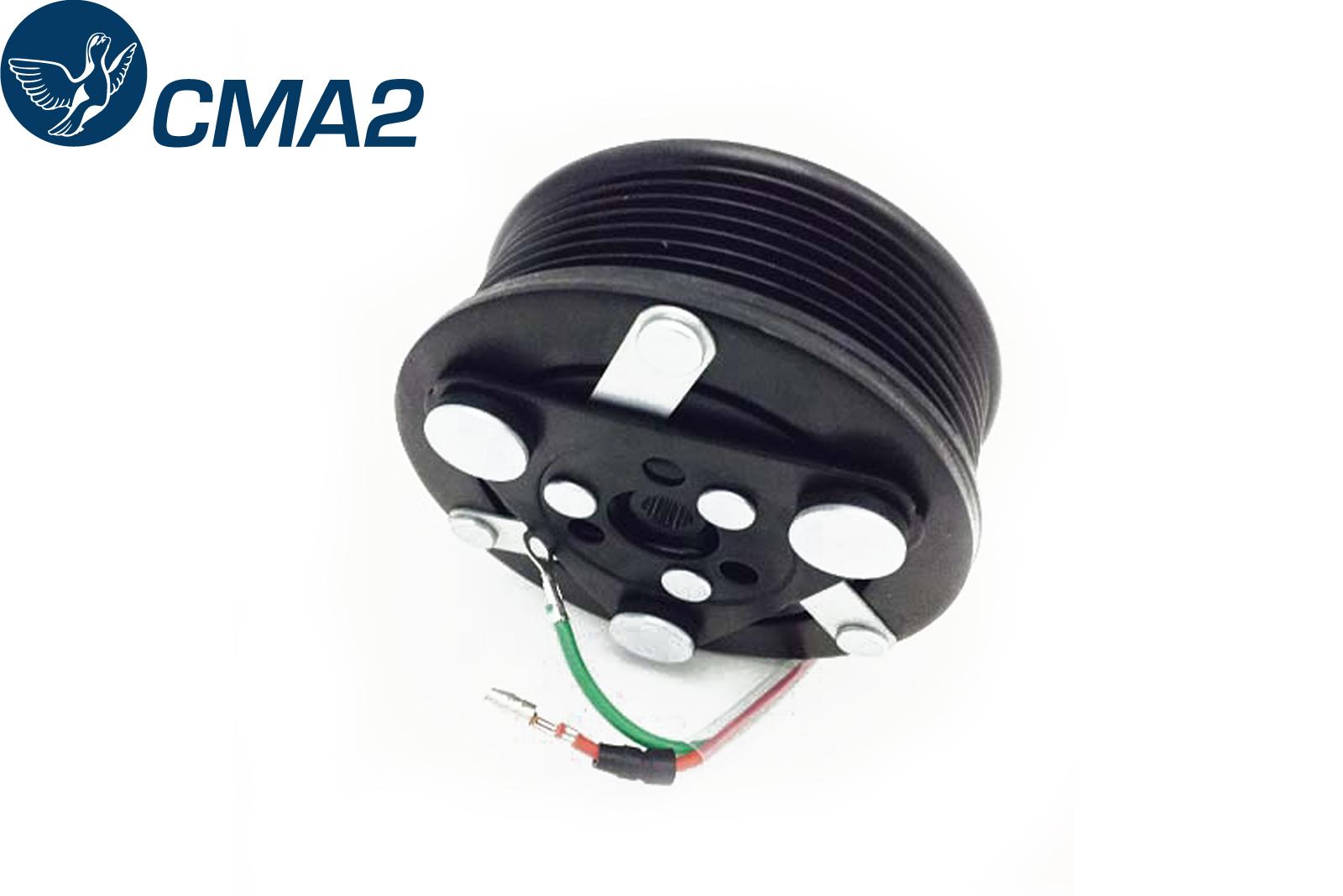 Муфта компрессора кондиционера Хонда ЦРВ 2, 38900-PNB-006, 38924-PND-006.