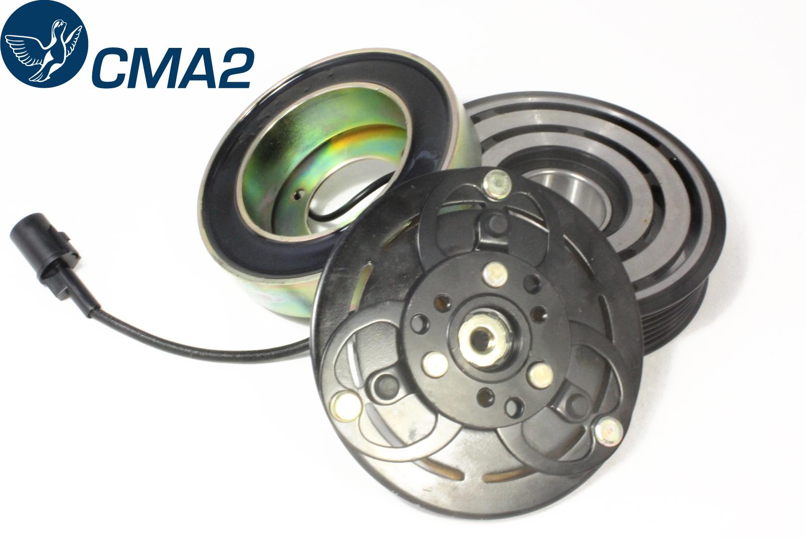 Муфта компрессора кондиционера Вольво XC90 XC70 V70 S60 S80 30733820 30780583 30738730
