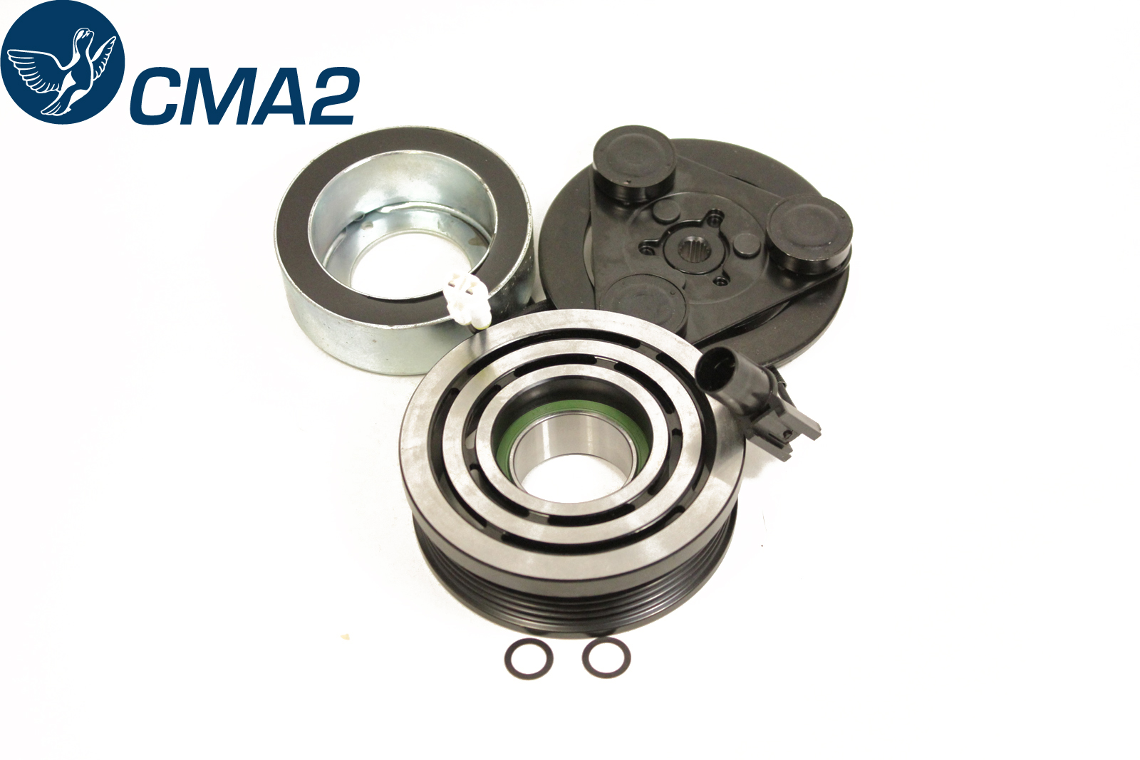 Муфта компрессора кондиционера Митсубиси Лансер 9 1.3, 1.6 AKC006A223, AKC006A224, MR315936, MR460108, MR460109.