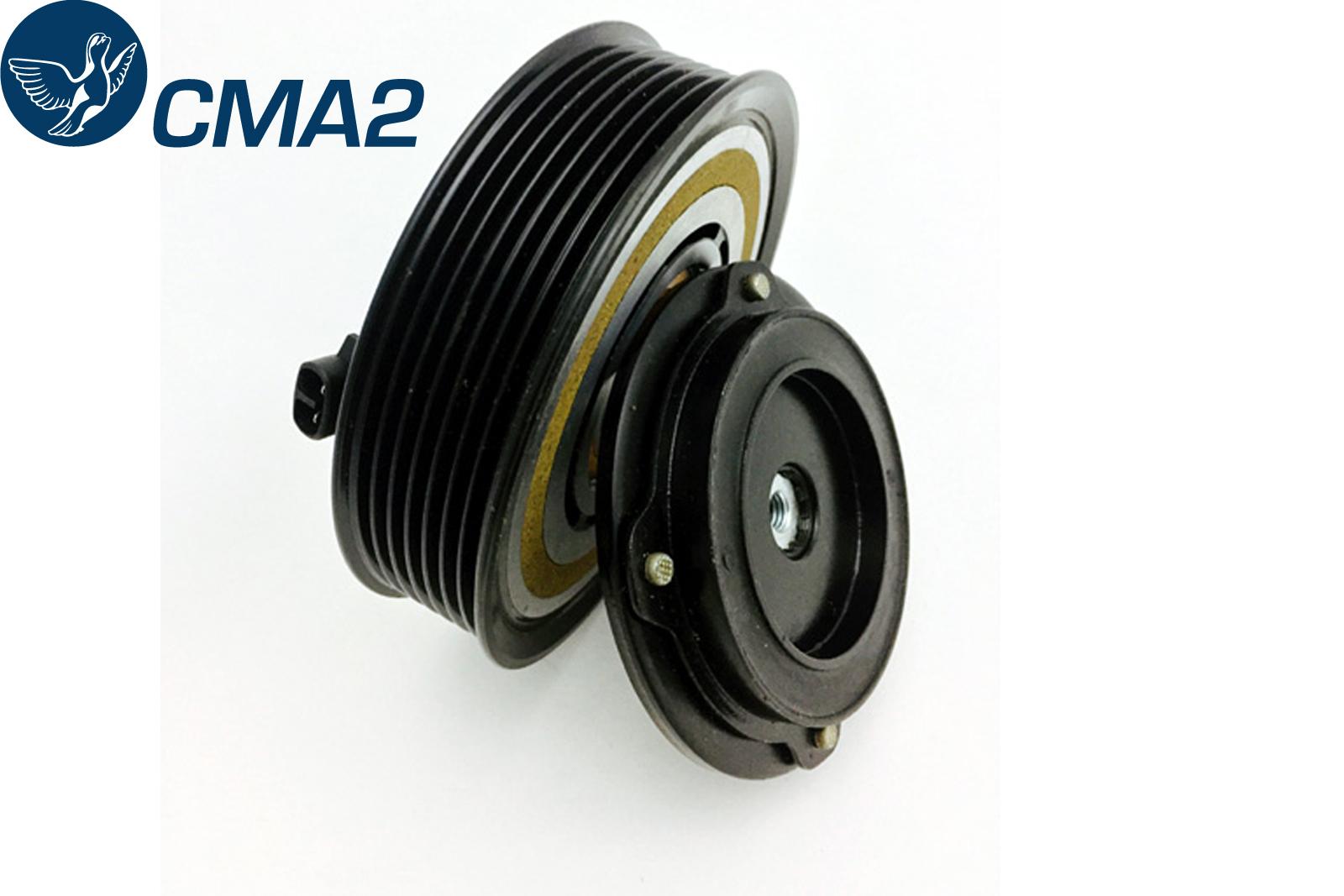 Муфта компрессора кондиционера Тойота Ленд Крузер 200, 88410-6A080, 884106A080.