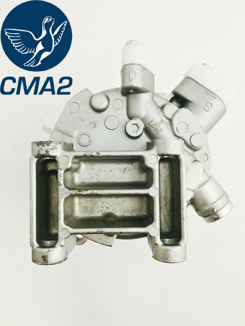 Компрессор кондиционера Ниссан Теана J32, Ниссан Мурано Z51, 92600-JP00C, 92600-JP01C, 92600JP00C, 92600JP01C.